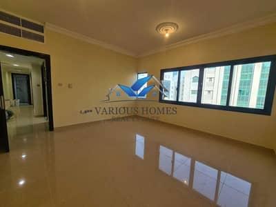 فلیٹ 2 غرفة نوم للايجار في الوحدة، أبوظبي - Amazing 2BHK Apt 45K Delma Street Muroor Road