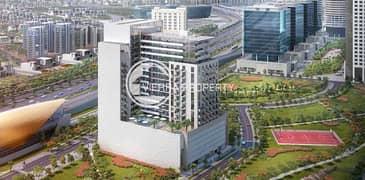شقة في عزيزي لياتريس الفرجان 2 غرف 1035000 درهم - 5273986