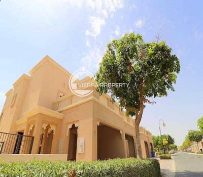 فیلا 3 غرف نوم للبيع في واحة دبي للسيليكون، دبي - Upgraded | Traditional | Single Row | Huge Plot