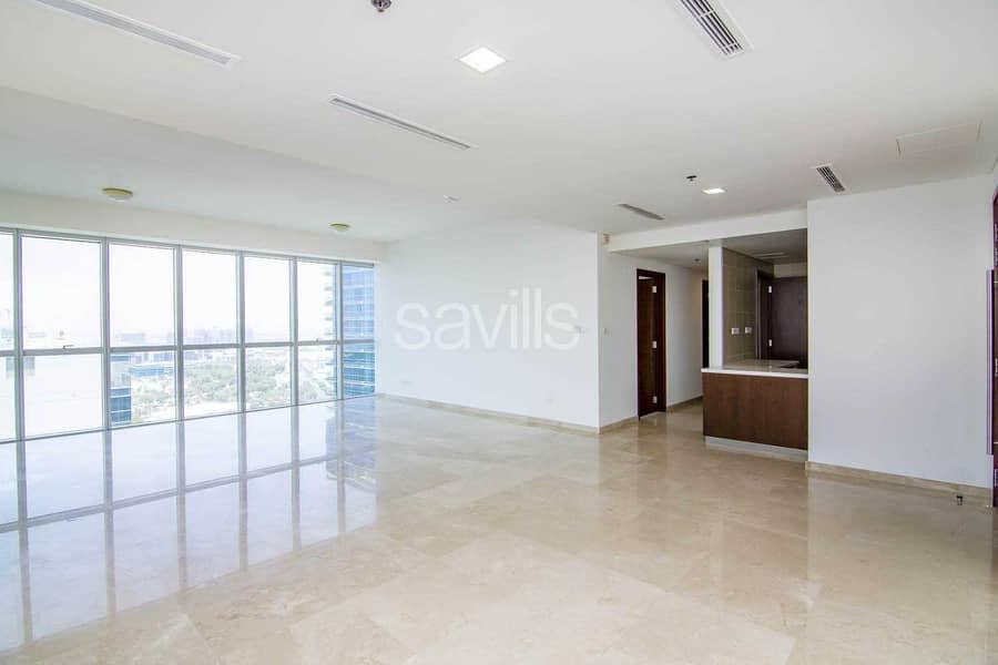 2 No agency fees: 3 bedroom High-end unit in Rihan Heights