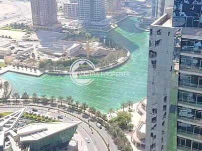 شقة 2 غرفة نوم للبيع في أبراج بحيرات الجميرا، دبي - 2 bedroom   High Floor   Sea View   Rented