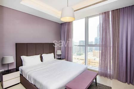 شقة 2 غرفة نوم للايجار في منطقة الكورنيش، أبوظبي - Fully Furnished and Serviced 2 Bedroom in Corniche