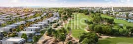 8 Stunning off plan 5 br villas  at Yas Acres with golf view