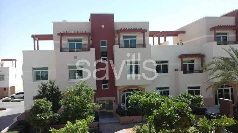 2 2 br terrace apartment corner unit pool view with rent back