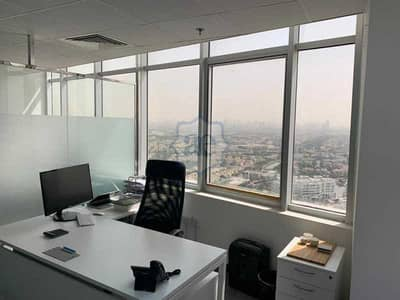 Office for Sale in Jumeirah Lake Towers (JLT), Dubai - Fitted Office | Ready | Close to Metro station