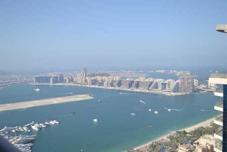 فلیٹ 2 غرفة نوم للايجار في دبي مارينا، دبي - Exclusive! Furnished 2BR |Partial Sea View