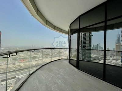 فلیٹ 1 غرفة نوم للايجار في وسط مدينة دبي، دبي - Luxury 1 Bedroom l Wooden Floor l 2 Balconies