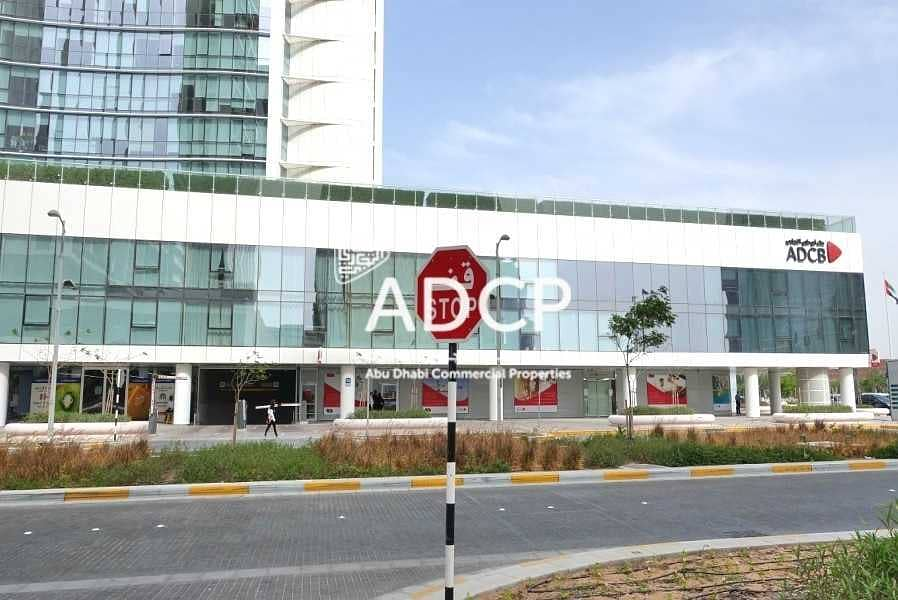 Large Retail Space in Ad1 Tower