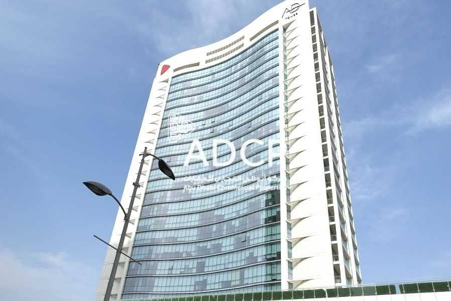 2 Large Retail Space in Ad1 Tower