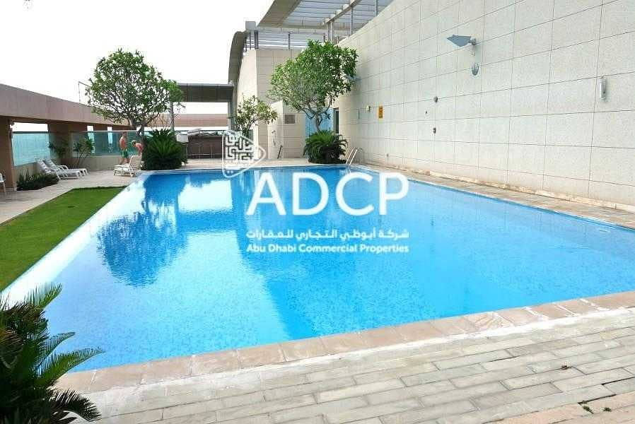 11 3BR for 4 Payments in Khalidiya Towers