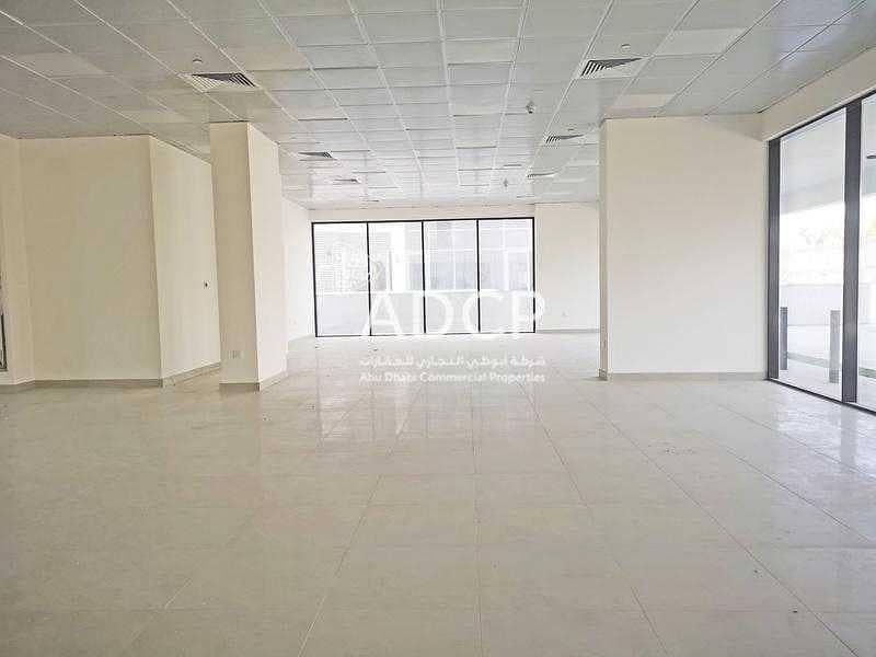 2 Showroom space in Al Raha Beach | Prime Location | Fitted Out