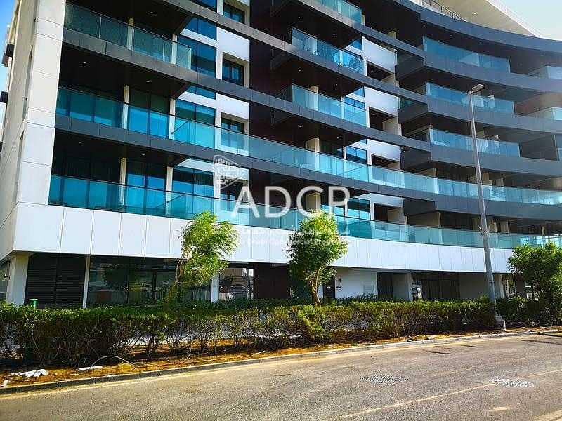 22 Showroom space in Al Raha Beach | Prime Location | Fitted Out