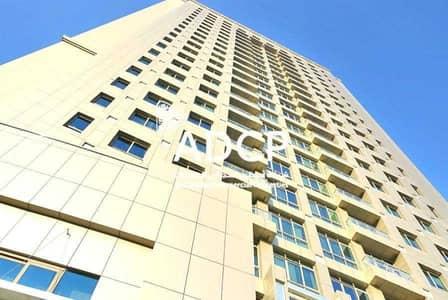 محل تجاري  للايجار في دانة أبوظبي، أبوظبي - 1- 4 Payments: Large Semi Fitted Showroom