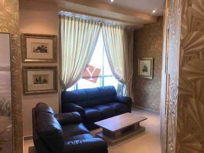 فلیٹ 2 غرفة نوم للبيع في دفن النخیل، رأس الخيمة - Upgraded to 2 bed | furnished & decorated