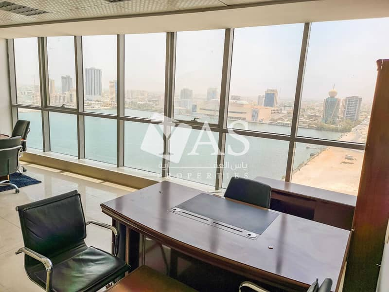 2 Great Deal   Office Unfurnished   Water view