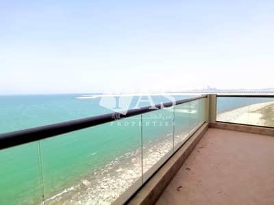 3 Bedroom Apartment for Sale in Al Marjan Island, Ras Al Khaimah - Beach facing | 3 Br Furnished | Resort & Spa