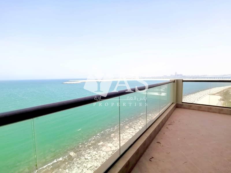 Beach facing | 3 Br Furnished | Resort & Spa