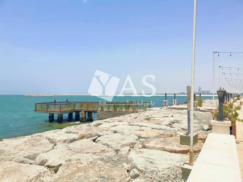 36 Beach facing | 3 Br Furnished | Resort & Spa