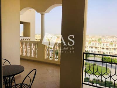 1 Bedroom Flat for Rent in Al Hamra Village, Ras Al Khaimah - Great Deal | Fully furnished | Lagoon View
