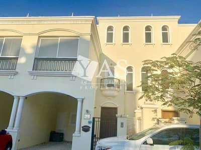 3 Bedroom Townhouse for Sale in Al Hamra Village, Ras Al Khaimah - Amazing   3 Bedrooms   Pool and kids area