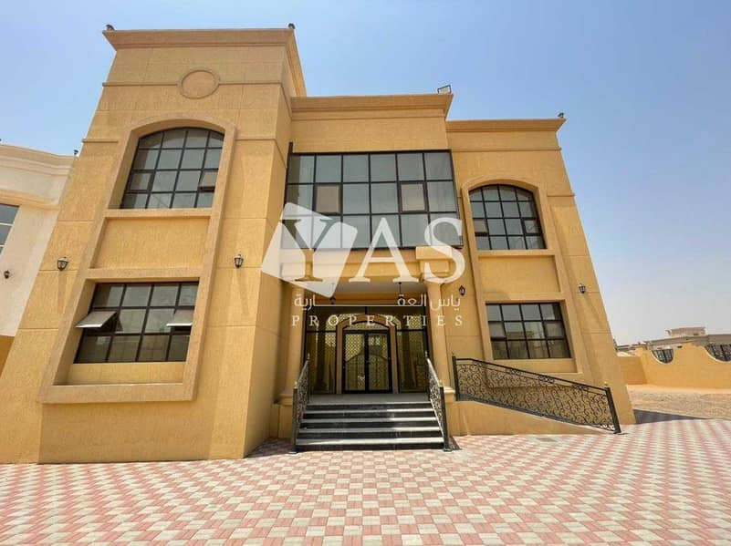 Brand New   6 Bed + Living room + Guest