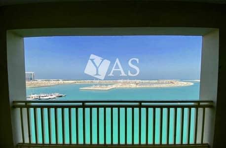 شقة 2 غرفة نوم للبيع في میناء العرب، رأس الخيمة - Incredible | Sea View Apt. | Investment