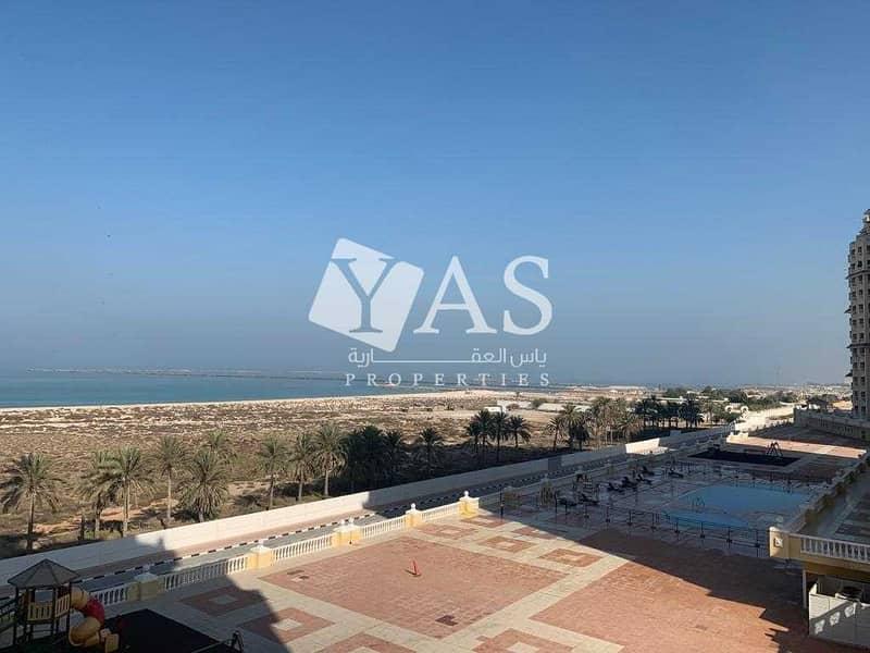 12 Elegant | Sea View Apartment | Huge Balcony