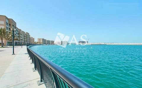 شقة 1 غرفة نوم للبيع في میناء العرب، رأس الخيمة - Amazing | Sea View Apartment | Big Balcony