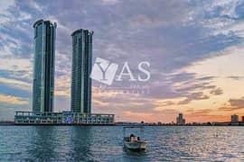 Stunning   1Br Sea view   Sale in Julphar Tower