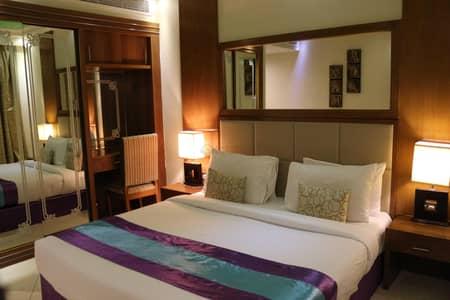 شقة فندقية 2 غرفة نوم للايجار في ديرة، دبي - Fully Furnished   All Bills Included   No Commission