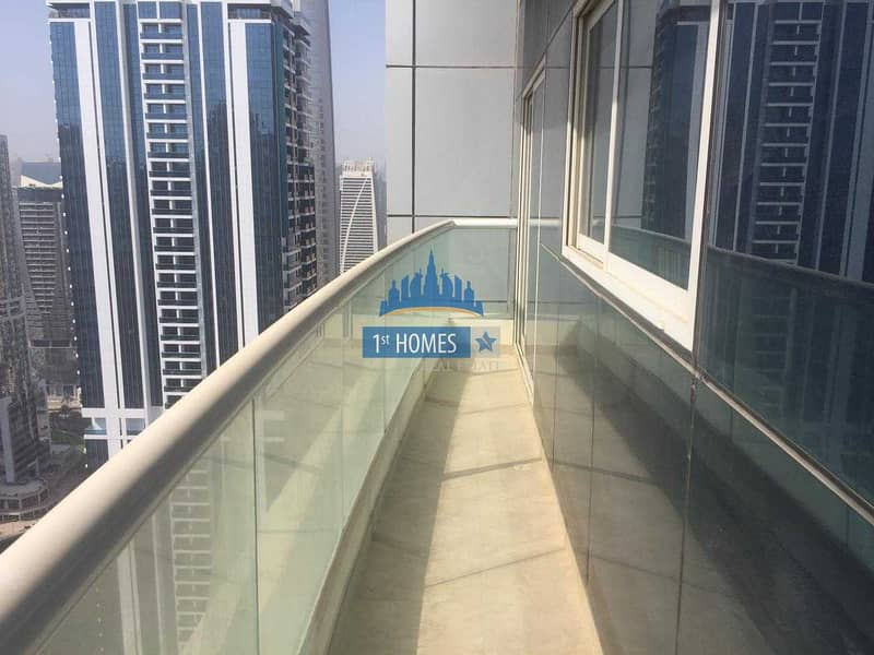 2 Large One Bedroom with lake view  High Floor in Dubai Star- JLT