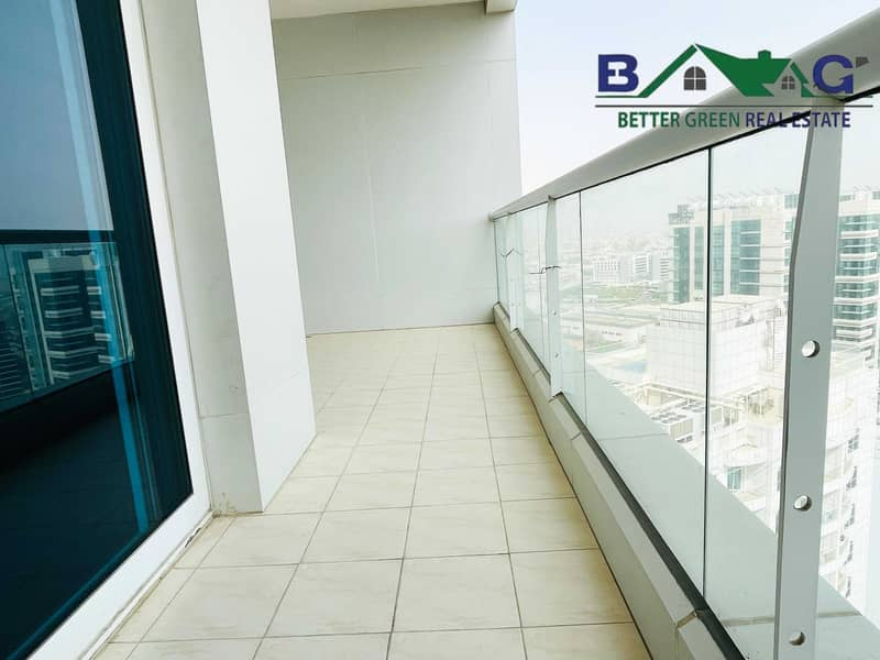 2 Huge 1 Bedroom with Big Balcony Open View High Floor
