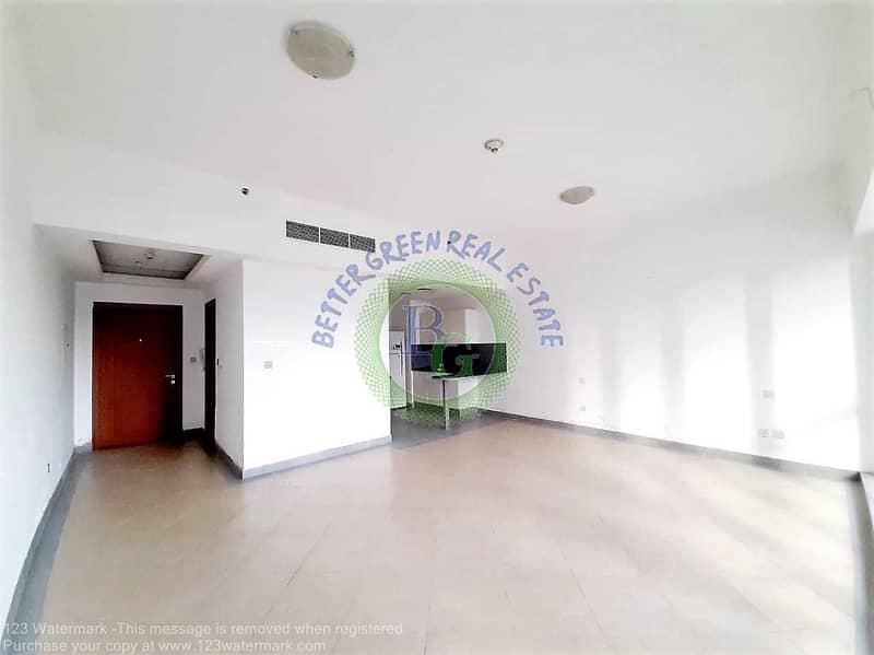 10 Chiller FREE Studio with  HUGE balcony front of metro