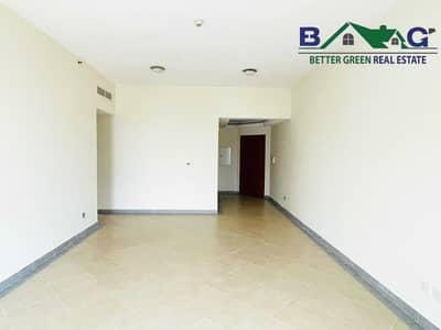 شقة 2 غرفة نوم للايجار في برشا هايتس (تيكوم)، دبي - 2 BR with Maids Room Chiller Free Closed Kitchen partial Sea View