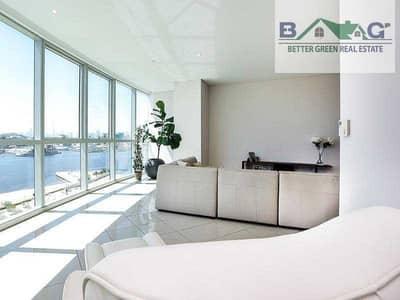 فلیٹ 2 غرفة نوم للايجار في دبي فيستيفال سيتي، دبي - شقة في مرسى بلازا دبي فيستيفال سيتي 2 غرف 119000 درهم - 5208713