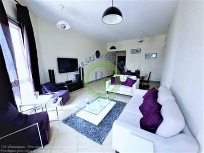 شقة 2 غرفة نوم للايجار في برشا هايتس (تيكوم)، دبي - Chiller Free 2 bed with maids room FULLY FURNISHED