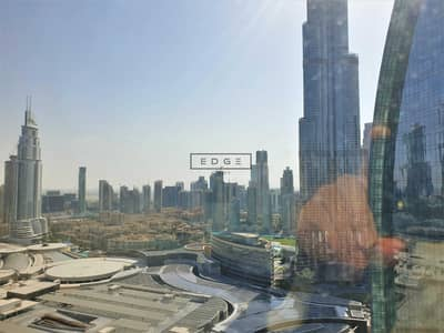 2 Bedroom Hotel Apartment for Rent in Downtown Dubai, Dubai - FULL BURJ VIEW   LUXURY 2 BEDS   ALL BILLS