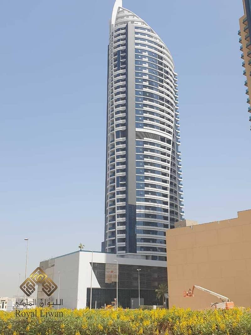 Higher Floor Brand New Studio for Sale in JVC O2 Tower
