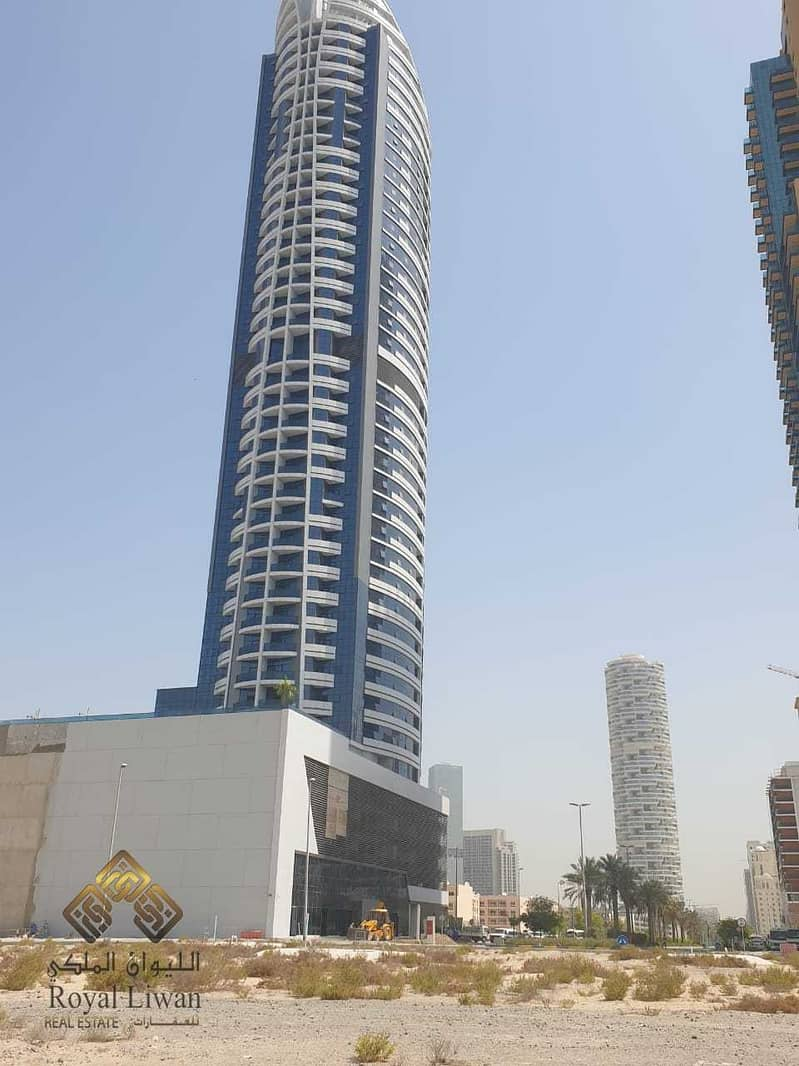 2 Higher Floor Brand New Studio for Sale in JVC O2 Tower