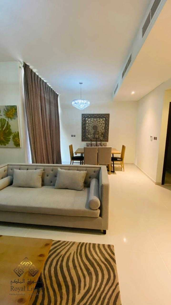 Fully Furnished 3 Bed + Maids In Akoya Oxygen