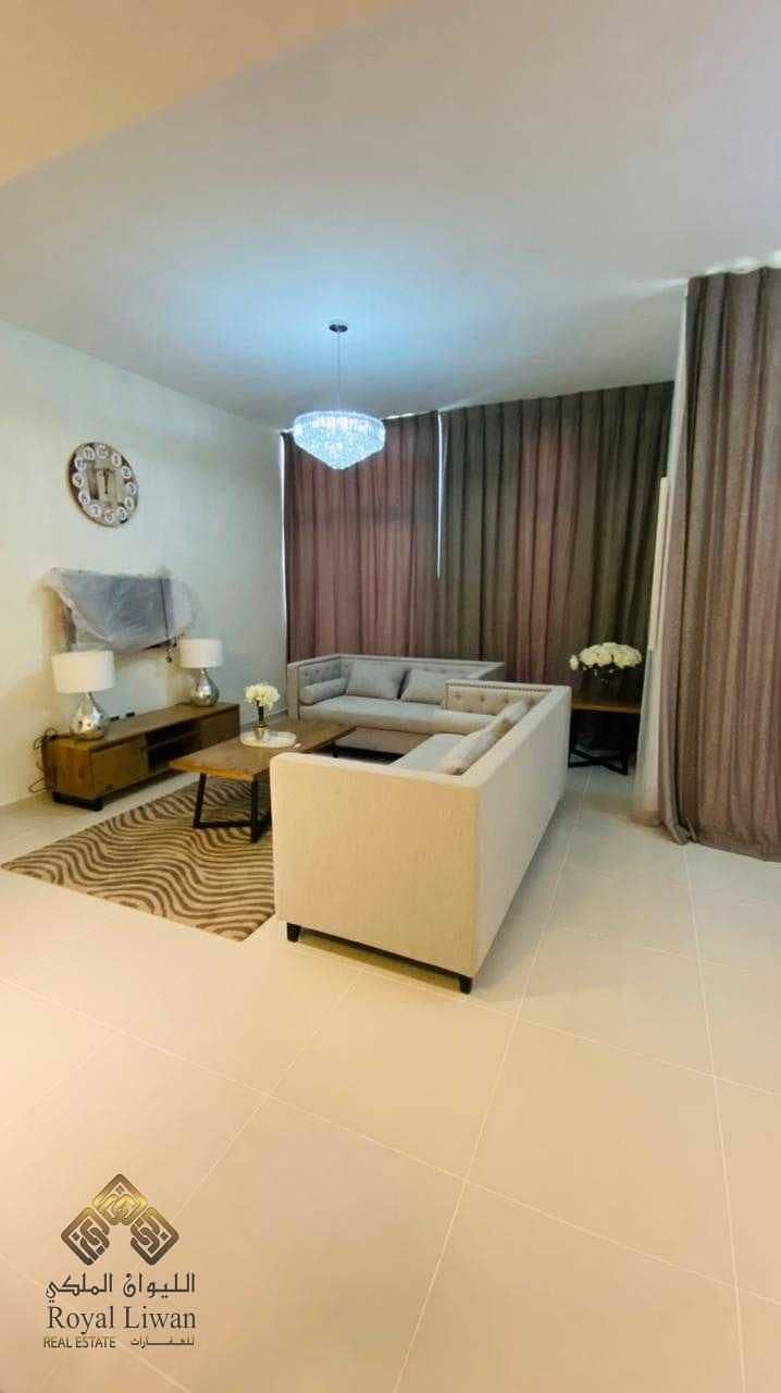 2 Fully Furnished 3 Bed + Maids In Akoya Oxygen