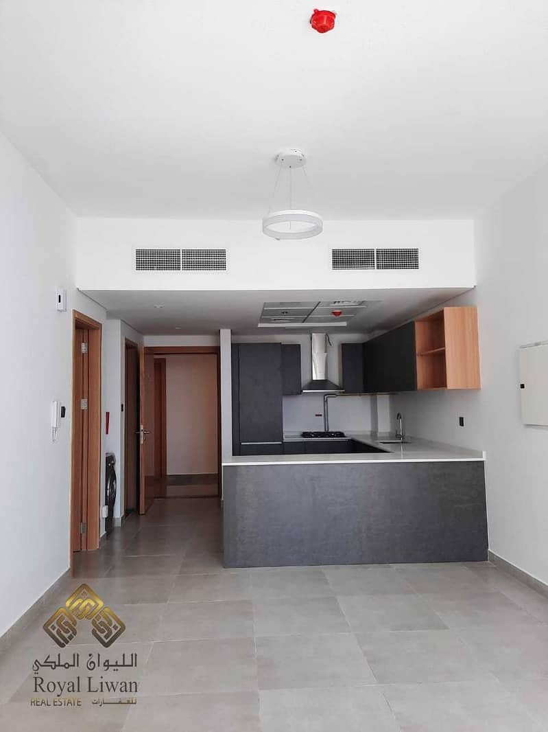 Brand New 1BR with Panoramic Balcony view For Rent in JVC