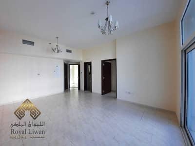 شقة 2 غرفة نوم للايجار في برشا هايتس (تيكوم)، دبي - Al Fahad Tower 2 Tecom (Al Barsha Heights) Huge 2BR Hall for Rent