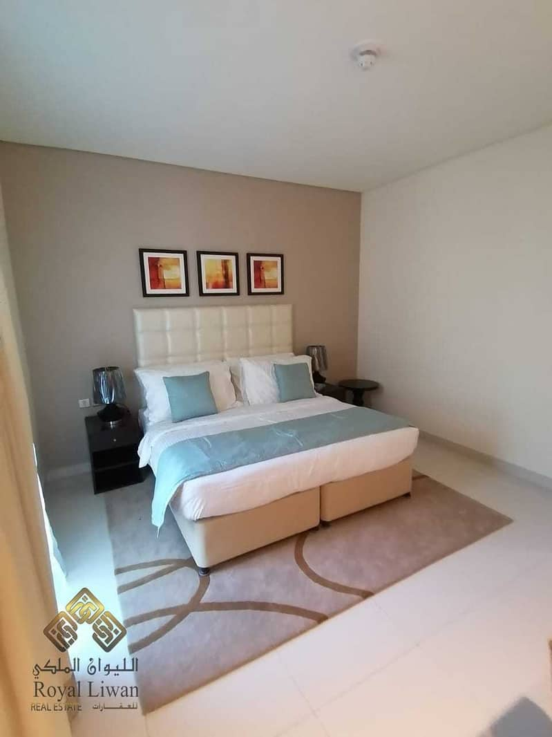 Stunning Furnished 1 BR Tenora Dubai South