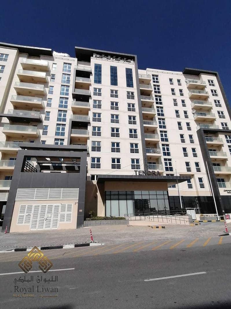 19 Stunning Furnished 1 BR Tenora Dubai South