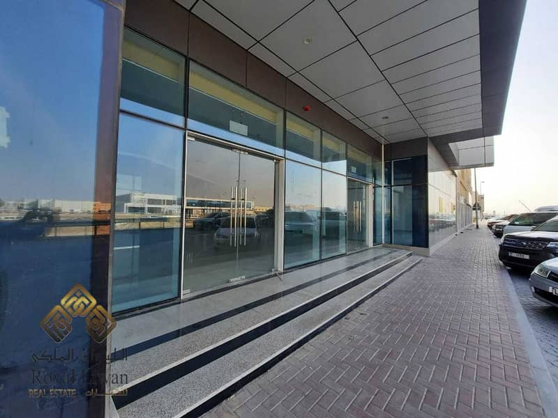 2 retail and Apartments on Ras al Khor for Sale