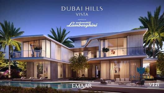 6 Bedroom Villa for Sale in Dubai Hills Estate, Dubai - High-end Lifestyle in Lamborghini villa   New Launch
