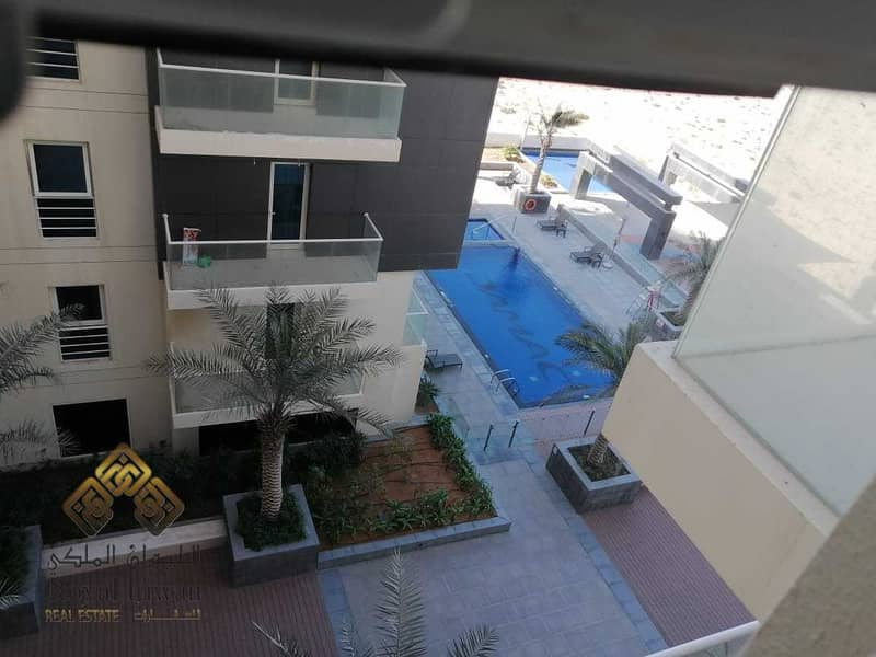 18 Fully Furnished Brand New One Bedroom Apartment at Tenora Residential City