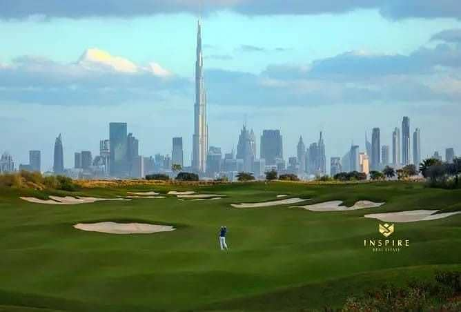 11 Big Plot in Prime Location   Full Golf Community