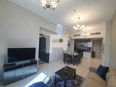 2 Bedroom Flat for Rent in Business Bay, Dubai - Fully Furnished|Balcony|Golf Course View